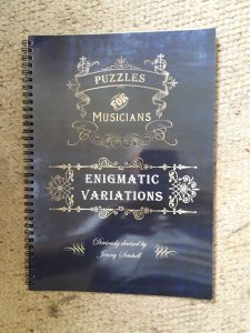Picture of Enigmatic Variations book
